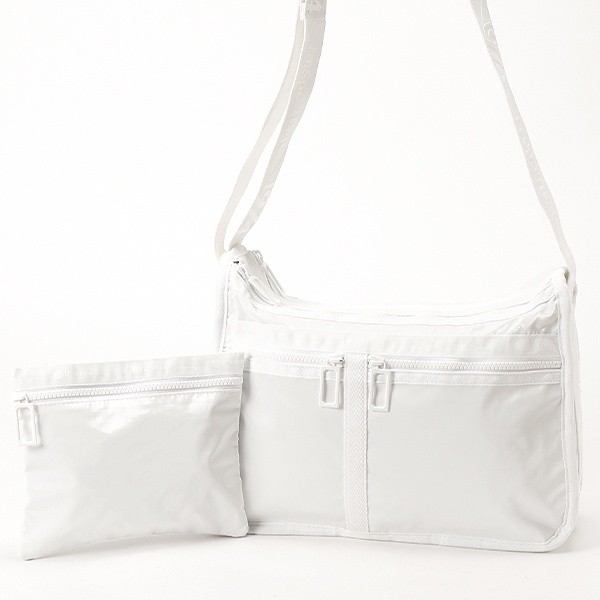 DELUXE EVERYDAY BAG/ホワイトエルピー/レスポートサック(LeSportsac)