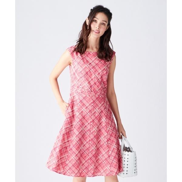 【WEB限定カラー有】ZELLIGE ドレス/トッカ(TOCCA)