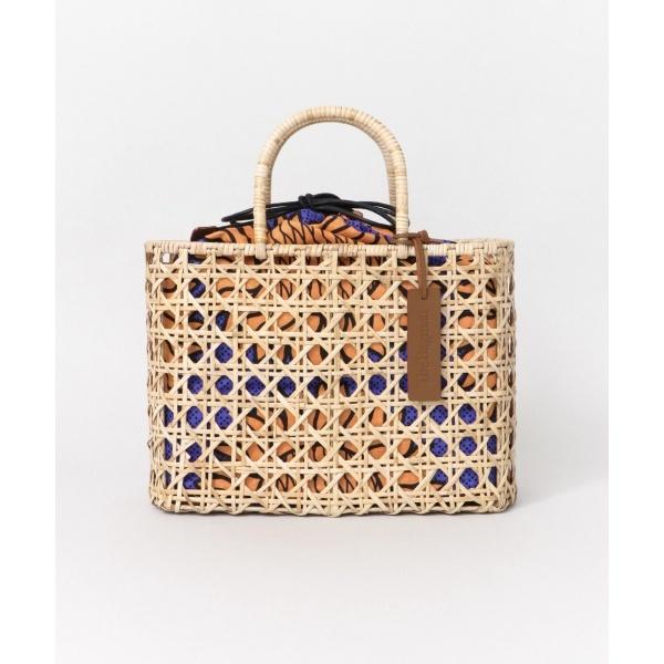 レディスLバッグ(The Bagmati 別注basket)/かぐれ(kagure)
