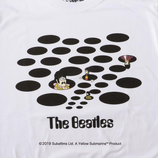 Tシャツ/ (SHIPS) BEATLES (メンズ) 【Yellow Submarine】 SU: シップス