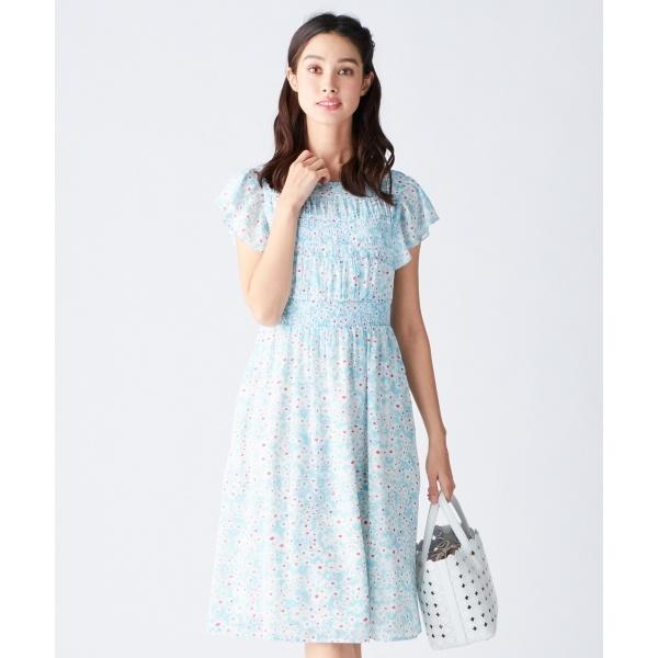 【洗える!】SPRING BOUQET ドレス/トッカ(TOCCA)