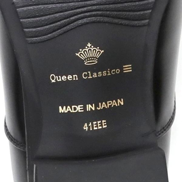 外羽根Uチップ 日本製クインクラシコ Queen Classico4ALj53R