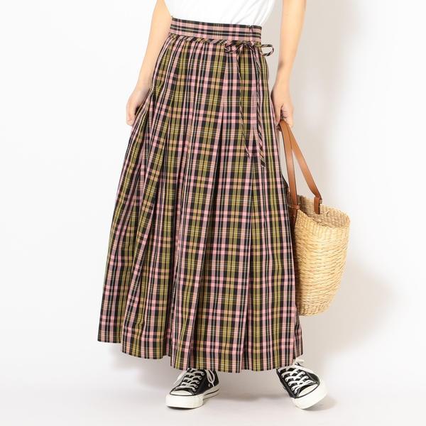 PrimaryNavyLabel:チェックスカート/シップス(レディース)(SHIPS for women)