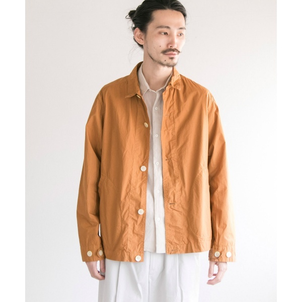 メンズコート(MANUAL ALPHABET O/D TYPEWRITER SHIRTS JACKET)/アーバンリサーチ(メンズ)(URBAN RESEARCH)