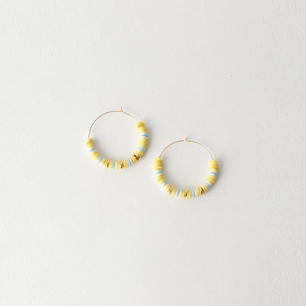 【WEB限定】◎MAISON MONIK(メゾン モニク)beads ピアス/エメル リファインズ(EMMEL REFINES)