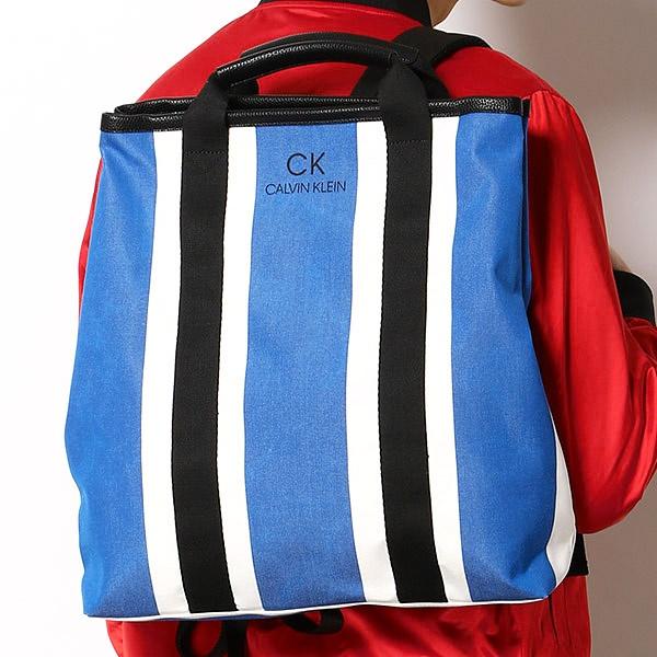 【CK カルバンクライン】 トートリュック 873702/CK カルバン・クライン(CK CalvinKlein)
