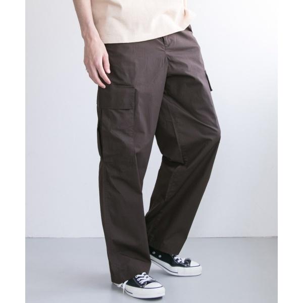 メンズパンツ(poplin wide cargo pants)/アーバンリサーチ(メンズ)(URBAN RESEARCH)