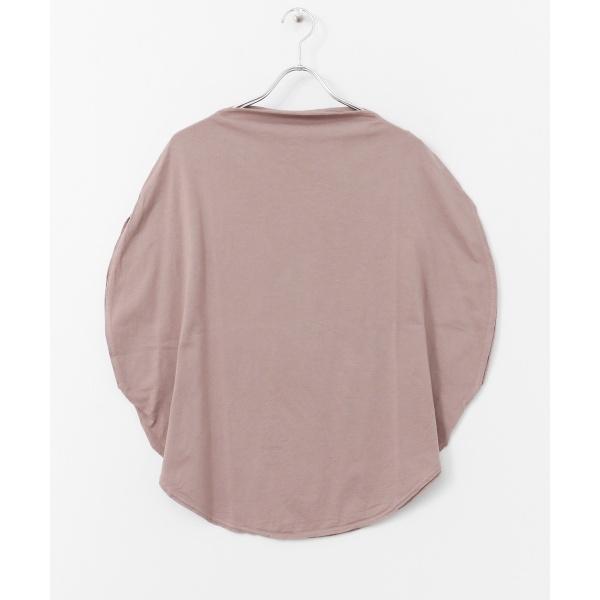 レディスカットソー(COSMIC WONDER Organic cotton circle T-shirts)/アーバンリサーチ ドアーズ(レディース)(URBAN RESEARCH DOORS)