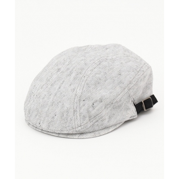 【Made in Japan】リネンTOPラッセル ハンチング帽/ジョセフ アブード(JOSEPH ABBOUD)
