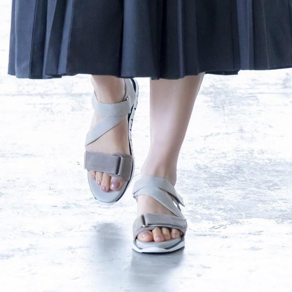 【19春夏新作】スポーツサンダル/050380/ウォーターマッサージ(water massage)