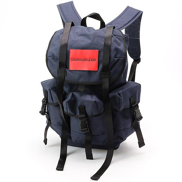 【CALVIN KLEIN JEANS】3 ポケット バッグパック 45/カルバン・クライン(CALVIN KLEIN)