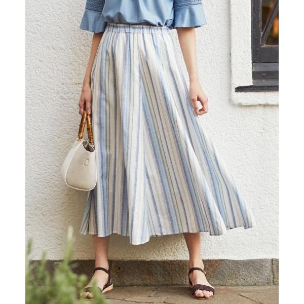 【洗える】SOMELOS MOUTINHO スカート/Jプレス Sサイズ(レディス)(J.PRESS LADIES S)