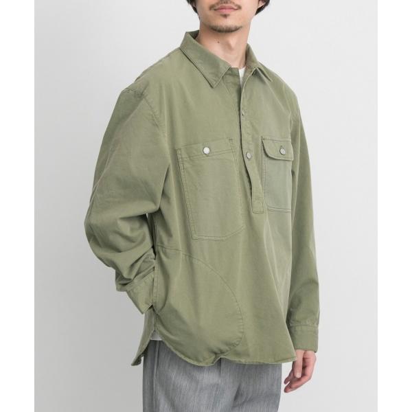 メンズシャツ(FREEMANS SPORTING CLUB JP PULLOVER CAMPSHIRTS)/アーバンリサーチ(メンズ)(URBAN RESEARCH)