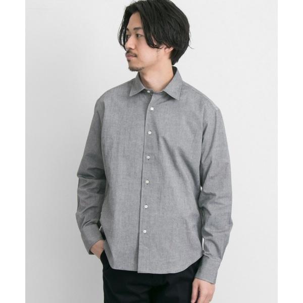 メンズシャツ(URBAN RESEARCH Tailor 40OXワッシャーシャツ)/アーバンリサーチ(メンズ)(URBAN RESEARCH)
