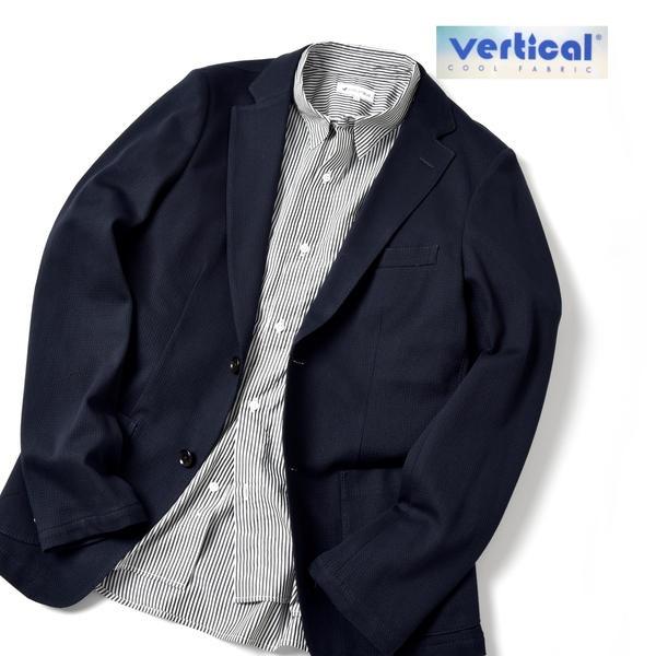 SHIPS JET BLUE: カラミ2Bジャケット NAVY/シップス ジェットブルー(SHIPS JET BLUE)