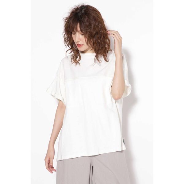 胸ポケットTシャツ/ローズバッド(ROSE BUD)