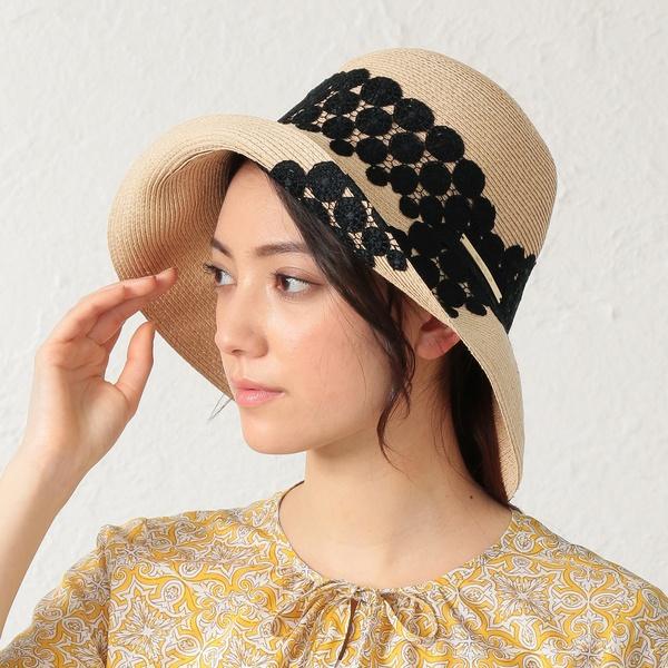 【Athena New York】Scarllet Lace 帽子/アマカ(AMACA)