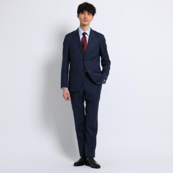 ストライプ 2Bスーツ Fabric by REDA/タケオキクチ(TAKEO KIKUCHI)