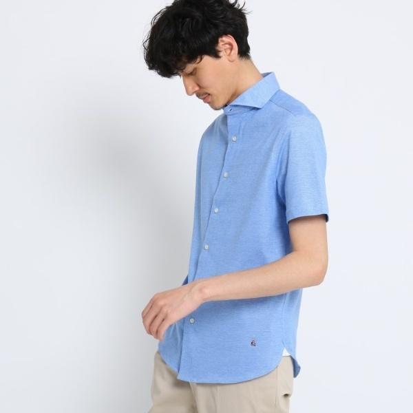 【GUY ROVER】ギローバー別注フルオープンポロシャツ/タケオキクチ(TAKEO KIKUCHI)