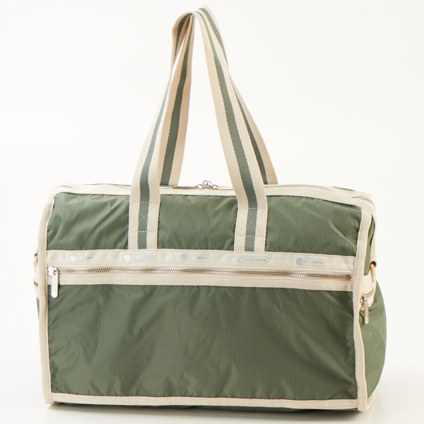 DELUXE MED WEEKENDER/ヘリテージグリーン/レスポートサック(LeSportsac)