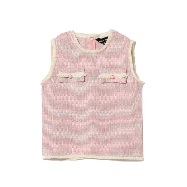 sister jane / Tweed Vest/レイ ビームス(Ray BEAMS)