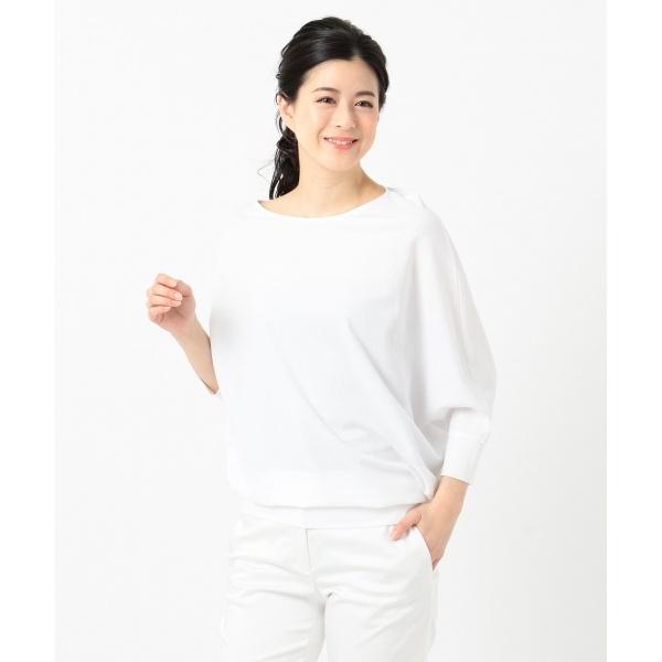 Soft Twill Jersey ボリューム カットソー/アイシービー L(ICB L)