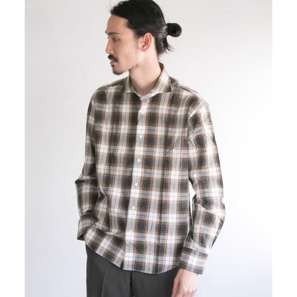 メンズシャツ(URBAN RESEARCH Tailor スペックタータンチェックシャツ)/アーバンリサーチ(メンズ)(URBAN RESEARCH)