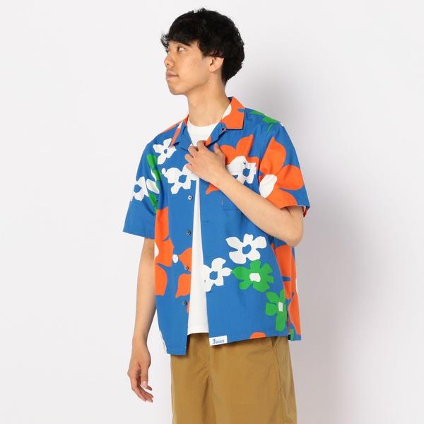 【Jams/ジャムス】オープンカラーシャツ/フレディ&グロスター メンズ(FREDY&GLOSTER), 北海道ひっぱりダコ:8c7327dd --- officewill.xsrv.jp