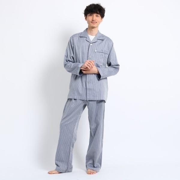 ヘリンボン柄パジャマ/タケオキクチ(TAKEO KIKUCHI)