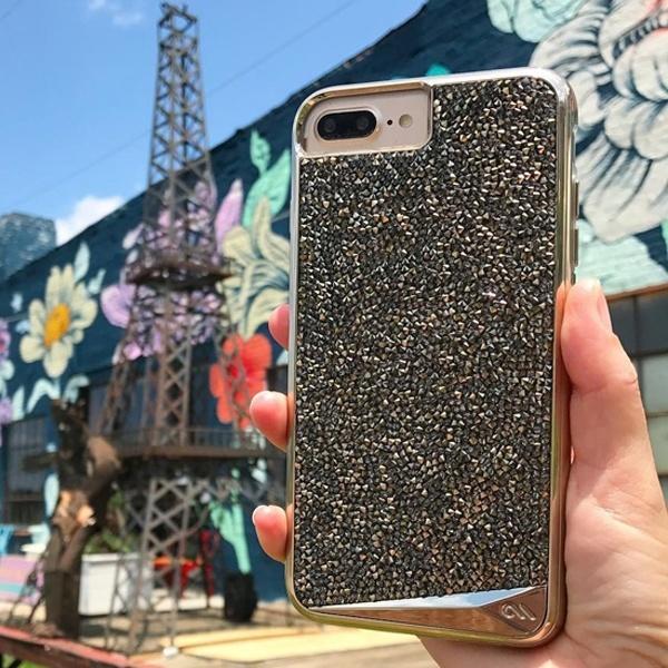 iPhone8Plus 対応ケース Brilliance Champagne/ケースメイト(Case-Mate)