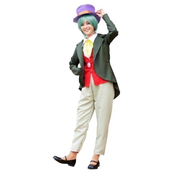 ディズニー コスチューム 大人用 ジミニー・クリケット ピノキオ スタンダードサイズ/パーフェクト・ワールド・トーキョー(Perfect World Tokyo)