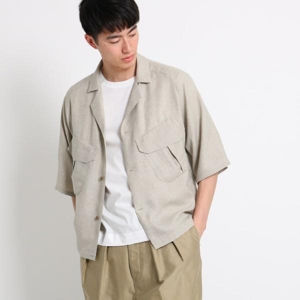 Mens)ミリタリーシャツ/ドレステリア(メンズ)(DRESSTERIOR Mens), 南那珂郡:0fbfc7ea --- officewill.xsrv.jp