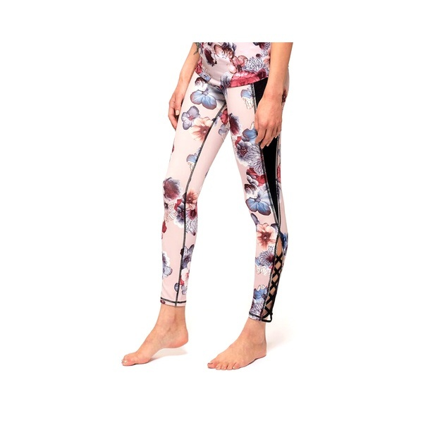 Lace up perfect legging/urbanretreat(アーバンリトリート)