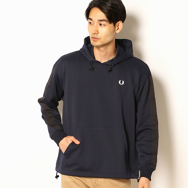 TRACK PULLOVER PULLOVER PARKA/フレッドペリー(メンズ)(FRED TRACK PERRY) PERRY), シェシェア【xiexiea】:dbec2cc8 --- officewill.xsrv.jp