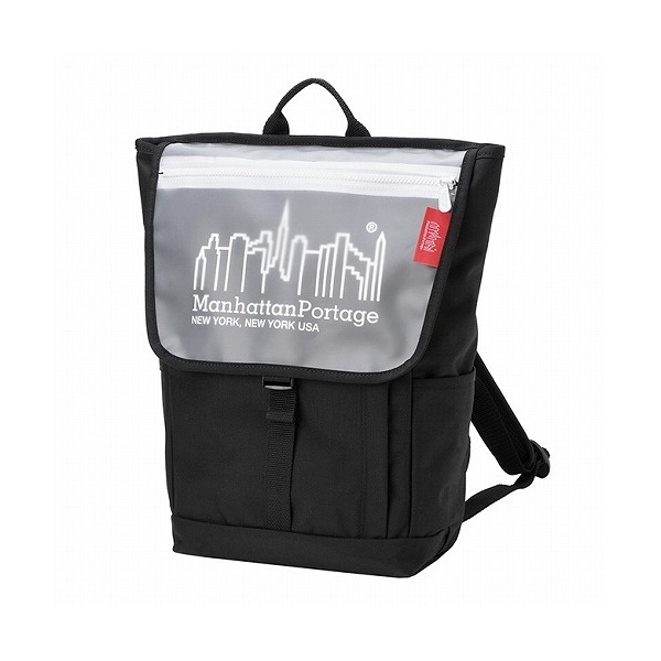 Carey Washington SQ Backpack JR/マンハッタンポーテージ(Manhattan Portage)