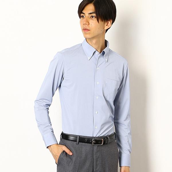 フィールドセンサー ジャージービジネスシャツ/メンズビギ(MEN'S BIGI)