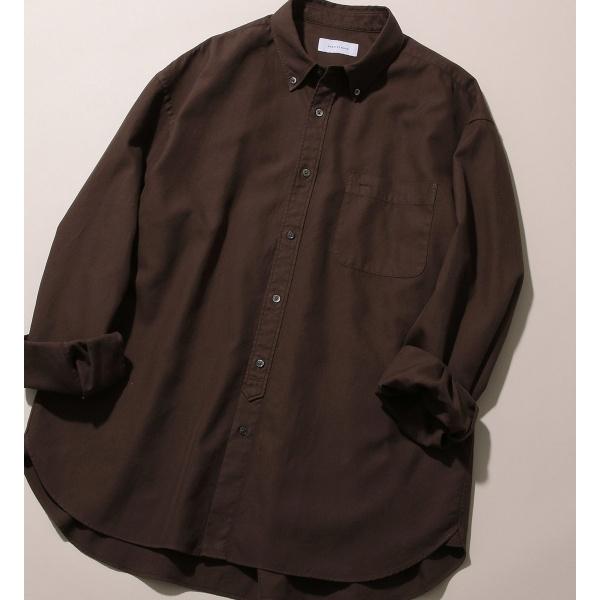 フィンクスコットン オーバーサイズBDシャツ/アダム エ ロペ(メンズ)(ADAM ET ROPE')