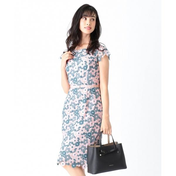 洗えるLACE FLOWER ドレス トッカ TOCCA0PXO8wkn