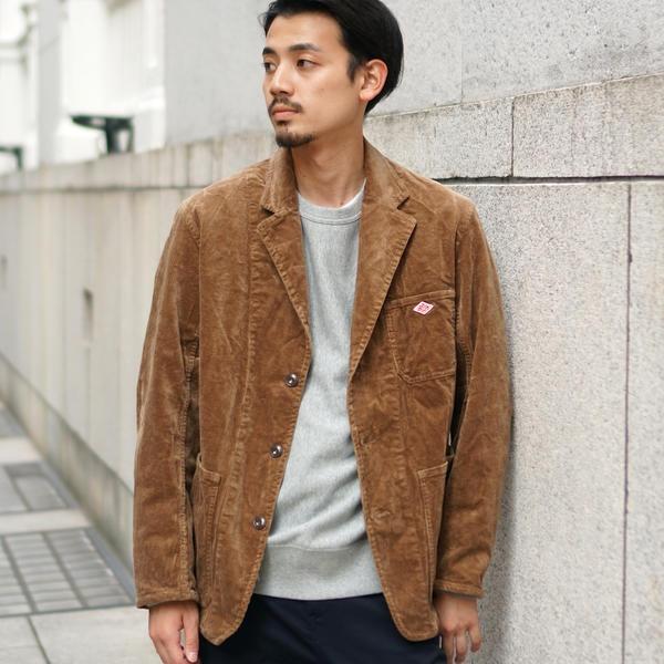 DANTON × BEAMS / 別注 ストレッチ コーデュロイ ジャケット/ビームス(BEAMS)