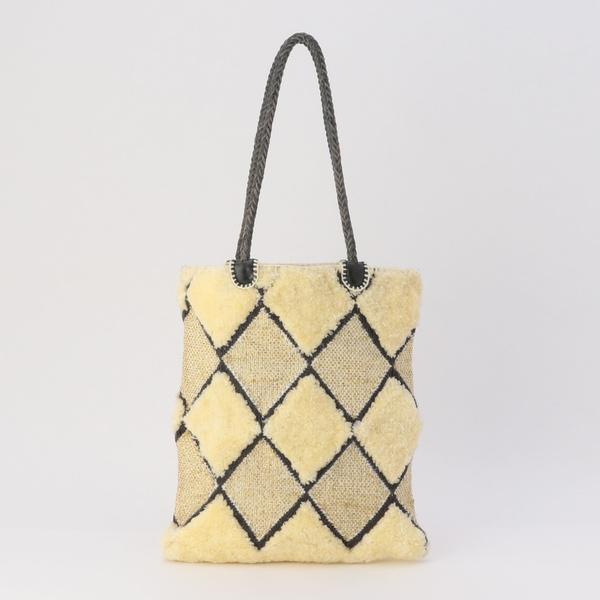 - 【EN SHALLA/エンシャラ】リサイクル刺繍トートバッグS/ノーリーズ レディース(NOLLEY'S)