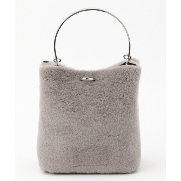 Wool Mouton バッグ/アイシービー(ICB)