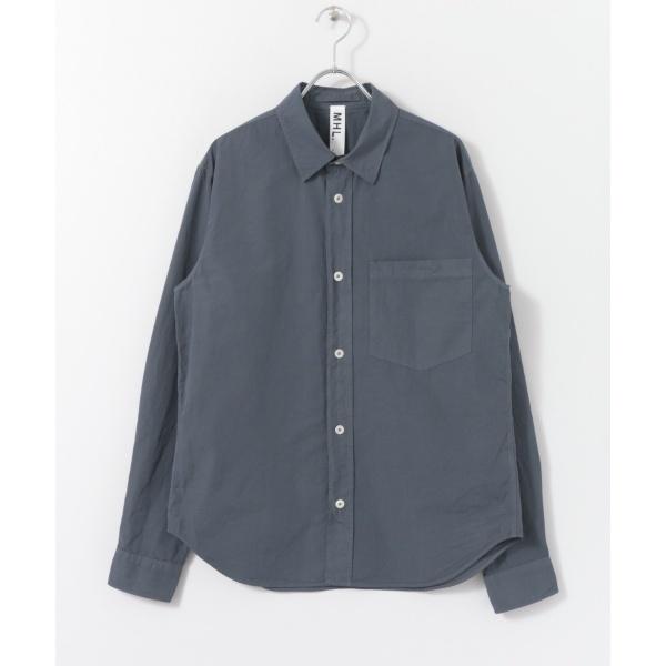 メンズシャツ(MHL. COMPACT COTTON POPLIN)/アーバンリサーチ(メンズ)(URBAN RESEARCH)