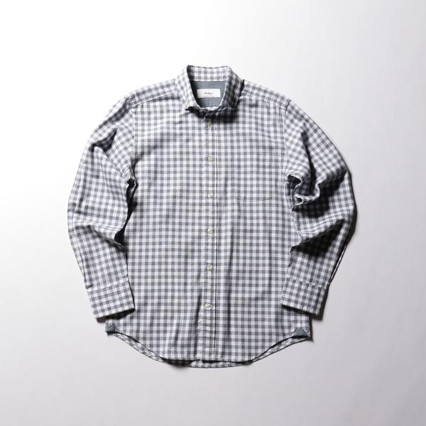 カッタウェイボタンダウンシャツ/ノーリーズ メンズ(NOLLEY'S)