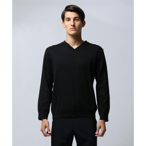 【Vネック】アーバンリブVネック カットソー/カルバン・クライン メン(Calvin Klein men)