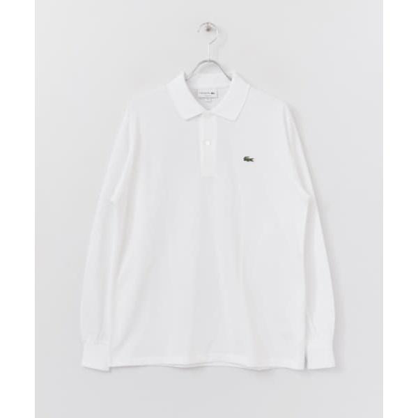 メンズTシャツ(LACOSTE 長袖ポロシャツ)/アーバンリサーチ サニーレーベル(メンズ)(URBAN RESEARCH Sonny Label)