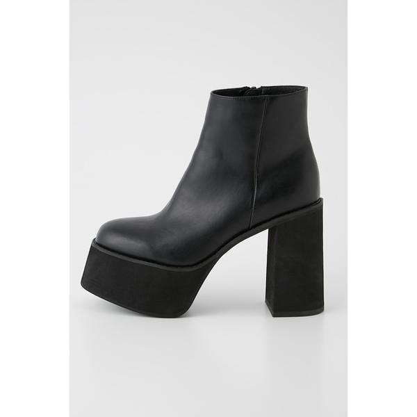 CHUNK SOLE BOOTS/スライ(SLY)