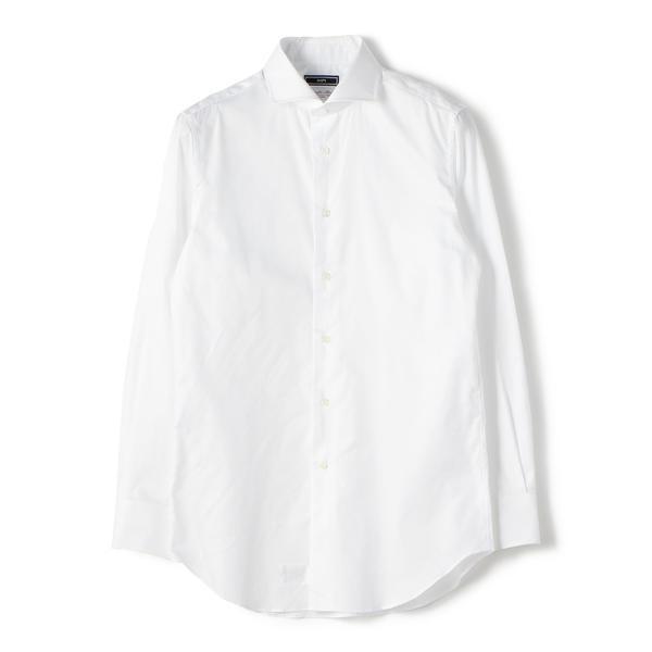 SD:  ALBINI オックスフォード ソリッド ホリゾンタルカラー シャツ/シップス(メンズ)(SHIPS)