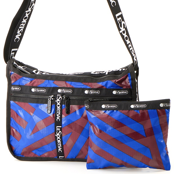 DELUXE EVERYDAY BAG/エアリアルツイスト/レスポートサック(LeSportsac)