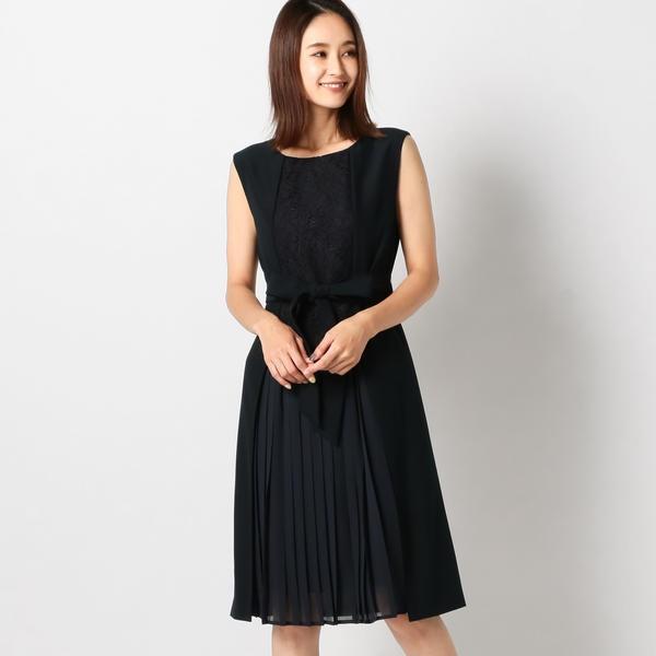 2WAYノースリーブドレス/ミューズ リファインド クローズ(MEW'S REFINED CLOTHES)