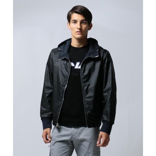 【リバーシブル】ジオメトリック ツイルリバー ウィンドブレーカー/カルバン・クライン メン(Calvin Klein men)